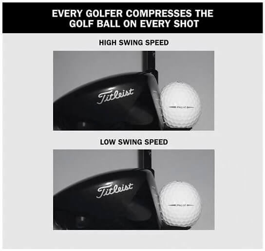 Titleist Golfball-Mythos